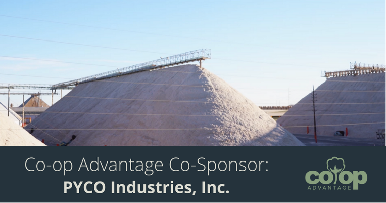 Co-op Advantage Sponsor: PYCO Industries