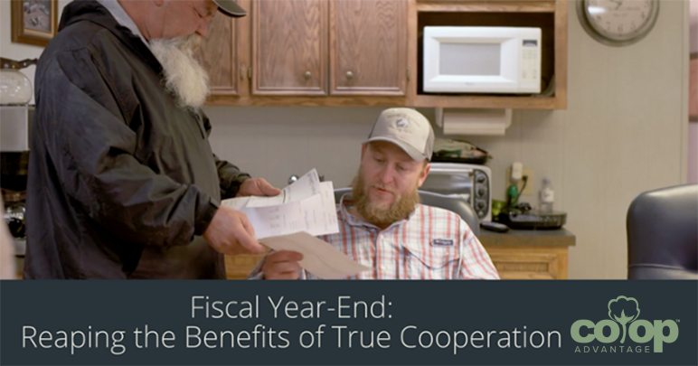 Fiscal Year-End: Reaping the Benefits of True Cooperation