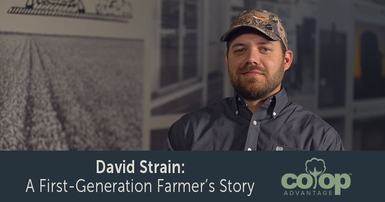 David Strain: A First-Generation Grower-Owner