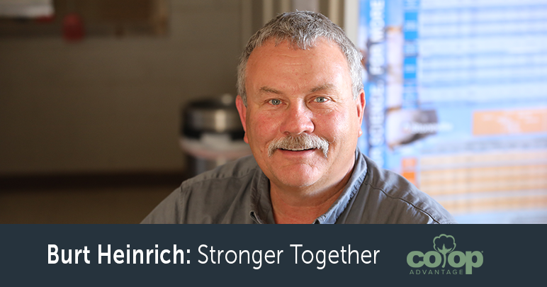 Burt Heinrich – Stronger Together