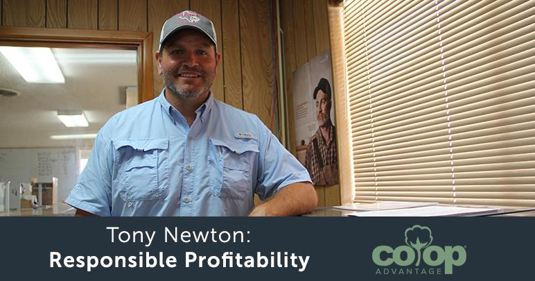 Tony Newton: Responsible Profitability