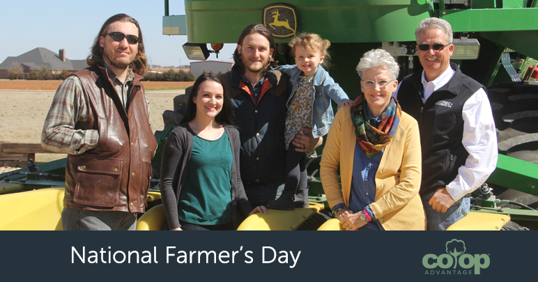 National Farmer's Day