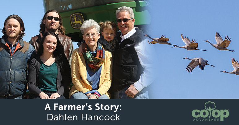 A Farmer's Story: Dahlen Hancock