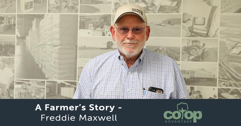 A Farmer's Story – Freddie Maxwell