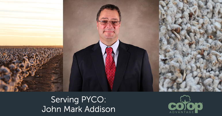 Serving PYCO: John Mark Addison