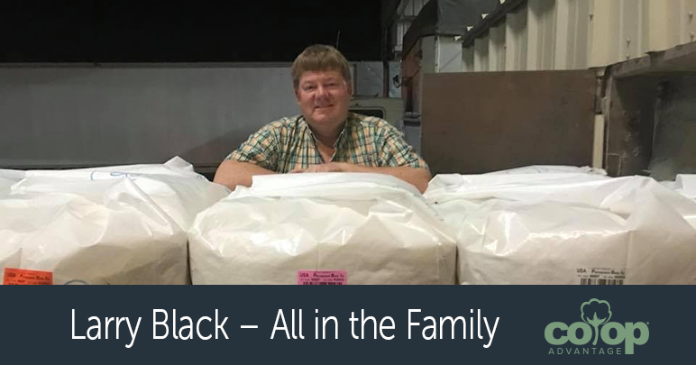 Larry Black: All in The Family